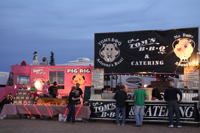 Tom's Pig Rig Catering